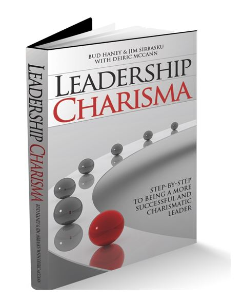 Leadership Charisma - Book Cover