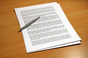 A Simple Business Proposal – Writing a 'Letter Proposal'