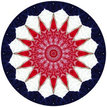 Charisma is like a kaleidoscope